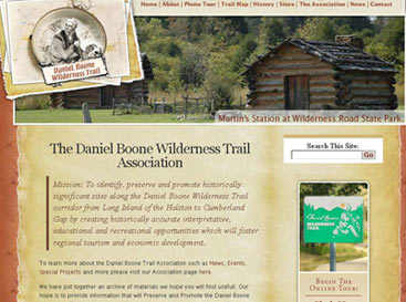 Daniel Boone Wilderness Trail